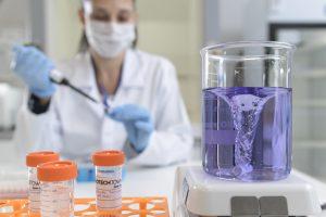 Empresa de biotecnologia