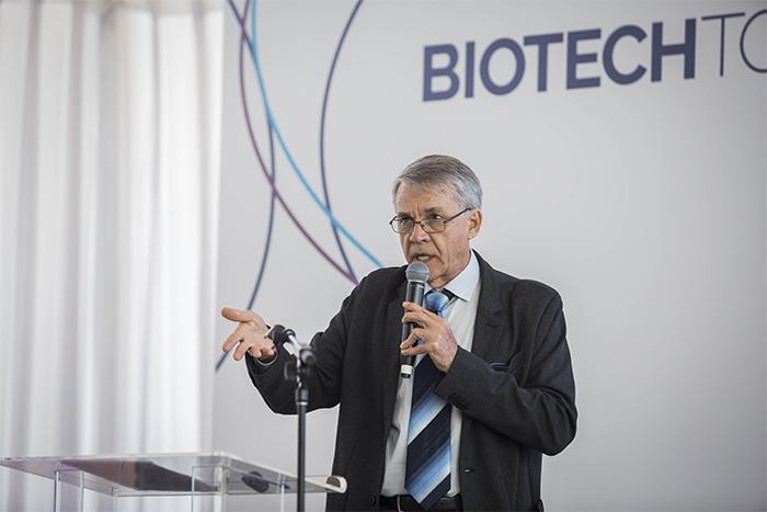 Professor Alfredo Gontijo presidente da Fundep