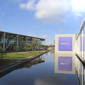 Sobre o BiotechTown: Centro de Biotecnologia