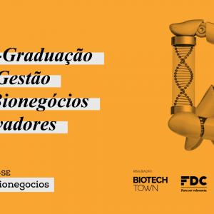 Fundação Dom Cabral e BiotechTown lançam Programa de Pós-Graduação