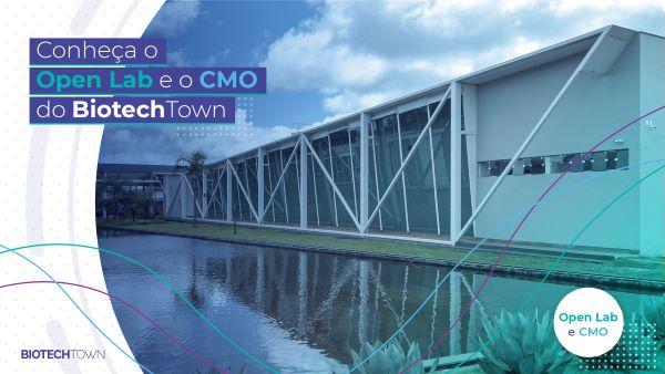 BiotechTown inaugura infraestrutura laboratorial e planta produtiva